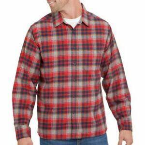{NEW }●Eddie Bauer Men's Flannel Shirt●Size Small
